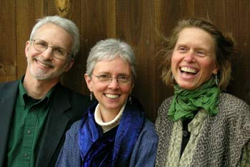 Peter Amidon, Mary Alice Amidon, Mary Cay Brass