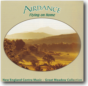Airdance Flying On Home CD cover