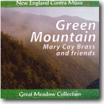 Green Mountain CD cover