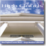 High Clouds CD cover
