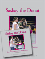 Sashay the Donut covers