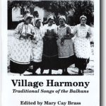 Village Harmony songbook cover