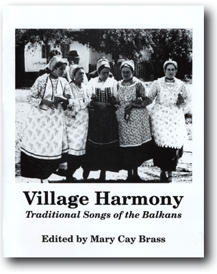 Village Harmony songbook cover